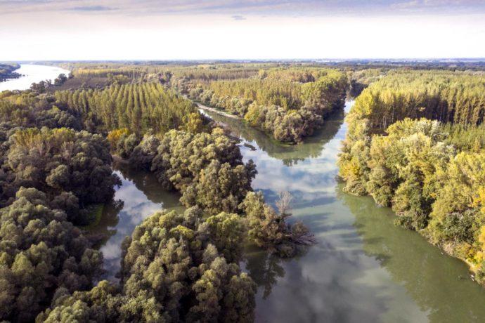 Dunaj č. 2 – OR spodná inundácia